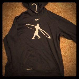 Lightly worn therma-fit Ken Griffey jr hoodie